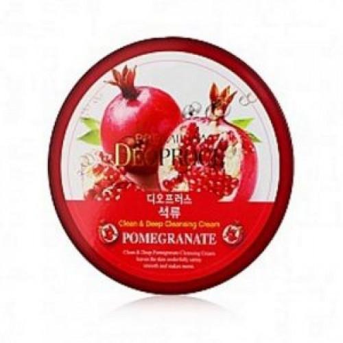 Deoproce Крем массажный Premium Clean & Moisture Massage Cream