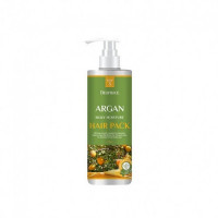Deoproce Маска для волос с аргановым маслом Argan Silky Moisture Hair Pack