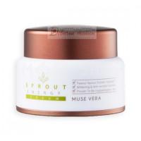 Deoproce Крем для лица с экстрактом ростков баобаба Musevera Sprout Energy Cream