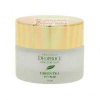 Deoproce Крем для век с зеленым чаем Premium Green Tea Total Solution Eye Cream