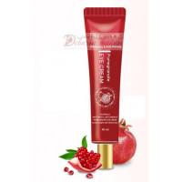 Deoproce Крем для глаз антивозрастной Whitening And Anti-Wrinkle Pomegranate Eye Cream