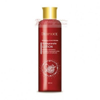 Deoproce Лосьон для лица Whitening And Anti-Wrinkle Pomegranate Lotion