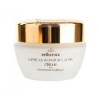 Deoproce Крем для лица с экстрактом соевых бобов Estheroce Soybean Repair Solution Cream