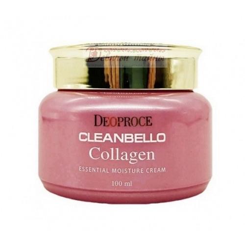 Deoproce Крем для лица с коллагеном Cleanbello Collagen Essential Moisture Cream