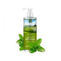 Deoproce Бальзам для волос с зеленым чаем и хной Green Tea Henna Pure Refresh Rinse