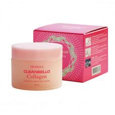 Deoporce Крем для лица с коллагеном Cleanbello Collagen Essential Moisture Cream