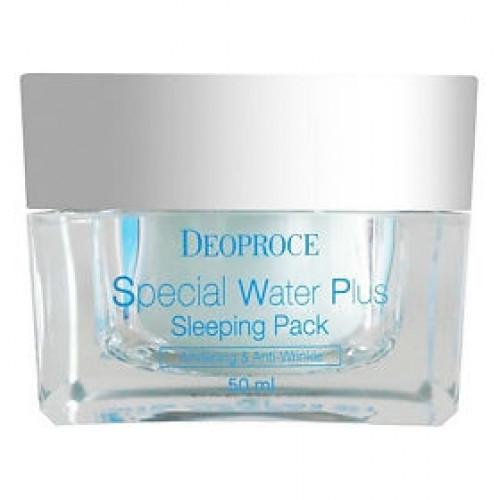 Deoproce Маска ночная увлажняющая Special Water Plus Sleeping Pack