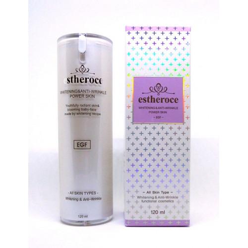Deoproce Сыворотка клеточного обновления кожи Estheroce Whitening & Anti-Wrinkle Power Skin