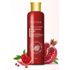 Deoproce флюид антивозрастной whitening and anti-wrinkle pomegranate skin
