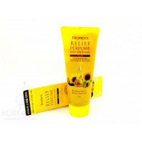 Deoproce Скраб для тела с маслом семян подсолнуха Relief Perfume Body Scrubwash