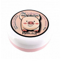 FarmStay Маска-желе увлажняющая со свиным коллагеном Collagen Aqua Piggy Jelly Pack