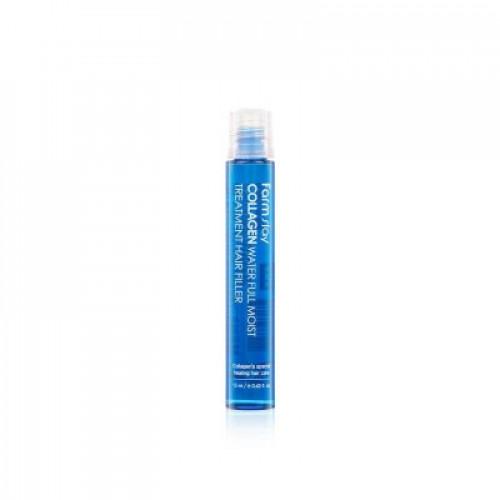 FarmStay Набор филлеров для волос Collagen Water Full Moist Treatment Hair Filler