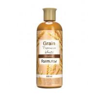 FarmStay Эмульсия выравнивающая с экстрактом ростков пшеницы Grain Premium White Emulsion