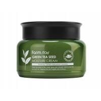 FarmStay Крем увлажняющий с семенами зеленого чая Green Tea Seed Moisture Cream