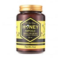 FarmStay Сыворотка для лица многофункциональная AII-In-One Honey Ampoule