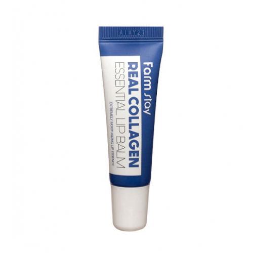 FarmStay Бальзам суперувлажняющий для губ Real Essential Lip Balm