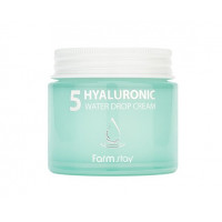 FarmStay Крем суперувлажняющий для лица Hyaluronic 5 Water Drop Cream