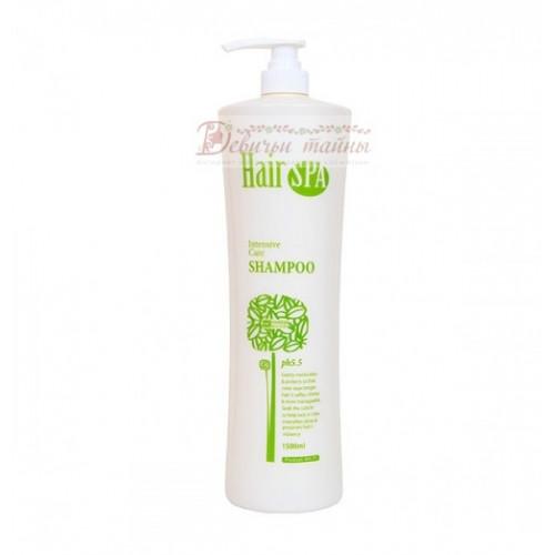 Haken Спа-шампунь укрепляющий Hair Spa Intensive Care Shampoo