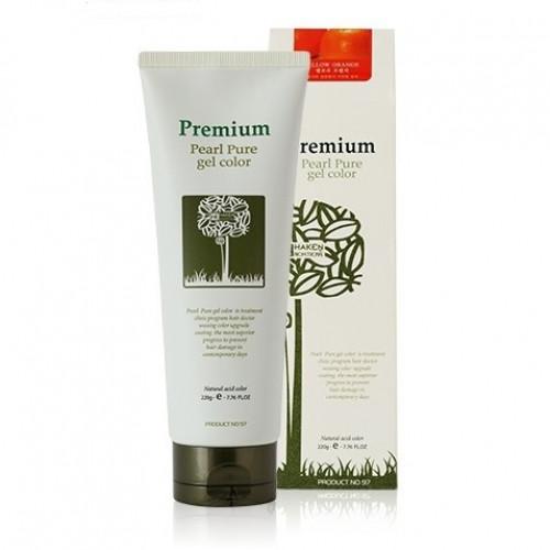 Haken Маникюр для волос Premium Pearll Pure Gel Color