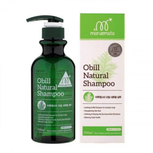 Mstar Шампунь от перхоти Obill Natural Shampoo