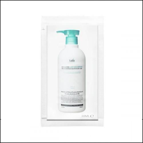La'dor Шампунь для волос кератиновый Keratin LPP Shampoo (Пробник)