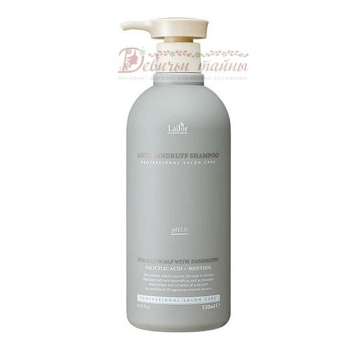 La'dor Шампунь против перхоти Anti-Dandruff Shampoo