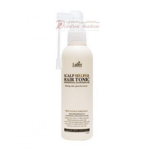 La'dor Тоник для волос и кожи головы укрепляющий Scalp Helper Hair Tonic