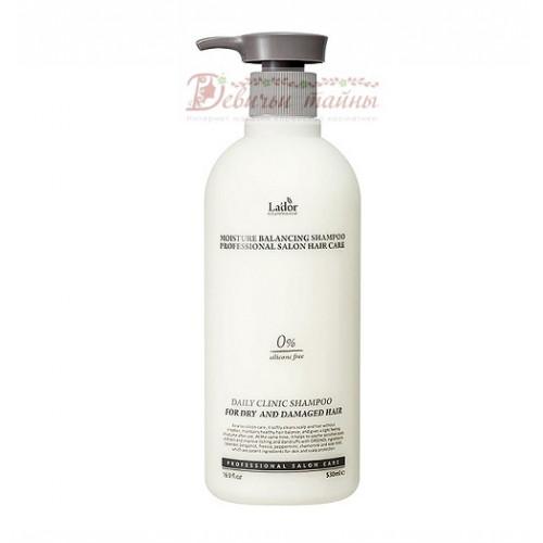 La'dor Шампунь для волос увлажняющий Moisture Balancing Shampoo
