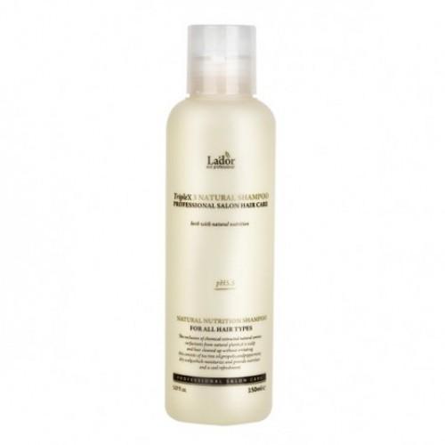 La'dor Шампунь с натуральными ингредиентами Triplex Natural Shampoo