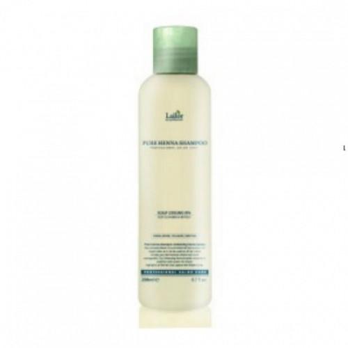 La'dor Шампунь для волос с хной укрепляющий Pure Henna Shampoo