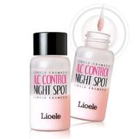 Lioele средство от акне ночное точечное a.c control night spot