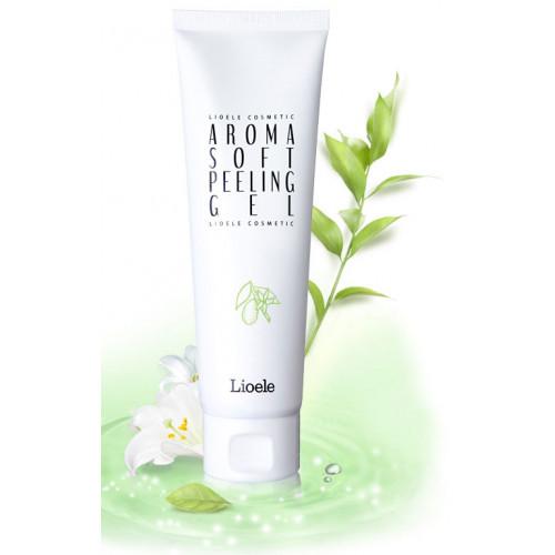 Lioele Гель-скатка ароматизированный Aroma Soft Peeling Gel