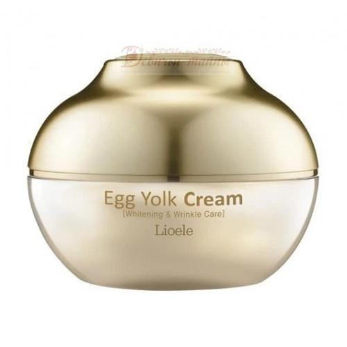 Lioele Крем для лица яичный Egg Yolk Cream