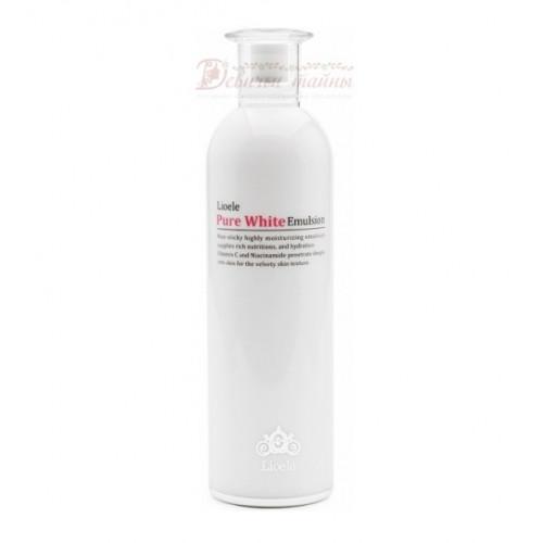 Lioele Эмульсия осветляющая Pure White Emulsion