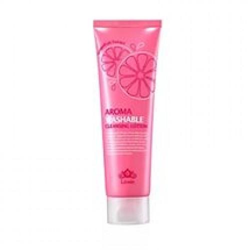 Lioele Гель для лица парфюмированный очищающий Aroma Washable cleansing lotion