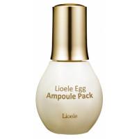 Lioele Маска-сыворотка для лица яичная Egg Ampoule Pack