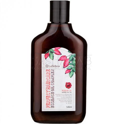 Lombok Масло для волос восстанавливающее Labellona hair essence oil