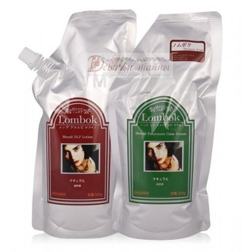 Lombok Система для ламинирования волос Original set