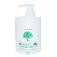 Lombok Шампунь для волос Mastic Greentea Shampoo