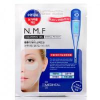 Mediheal Патчи для области вокруг глаз N.M.F Aquaring Gel EyeFeel Patch
