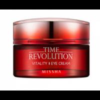 Missha крем для глаз антивозрастной time revolution vitality eye cream