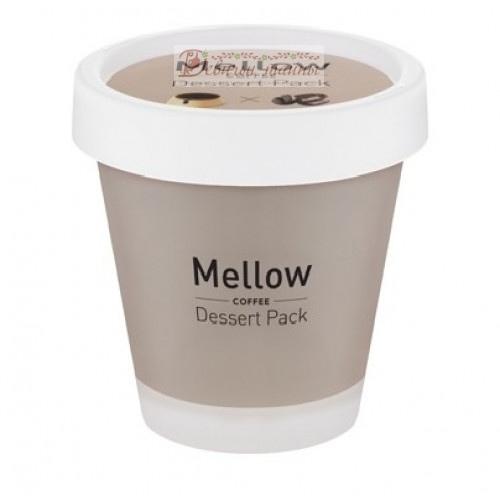 Missha маска-пудинг для лица кофейная mellow dessert pack coffee