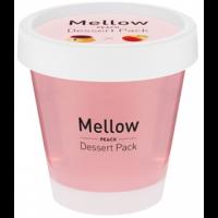 Missha маска-пудинг для лица персиковая mellow dessert peach pack