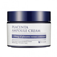 Mizon крем плацентарный placenta ampoule cream