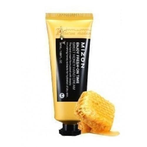 Mizon Крем для рук Enjoy Fresh-on Time Hand Cream
