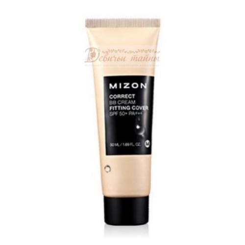 Mizon Крем ББ увлажняющий Correct BB Cream