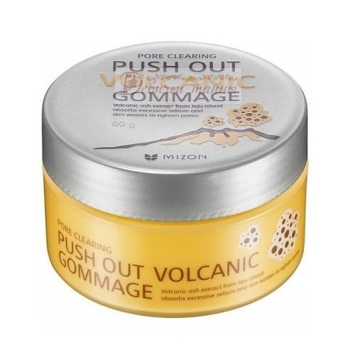 Mizon Пилинг-гоммаж вулканический Push Out Volcanic Gommage