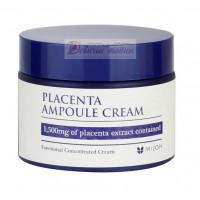 Mizon Крем антивозрастной с плацентой Placenta Ampoule Cream