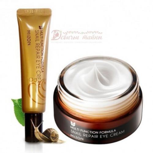 Mizon Крем для глаз с экстрактом улитки Snail Repair Eye Cream 25ml