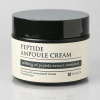 Mizon крем пептидный peptide ampoule cream